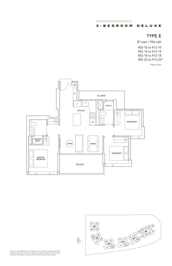 Hyll-on-Holland-floor-plan-3-bedroom-deluxe-type-e